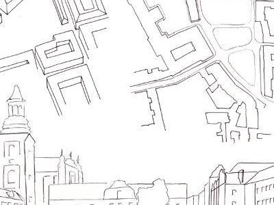 plan architektoniczny 2